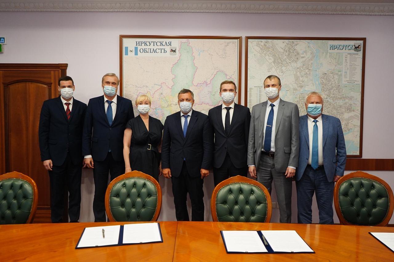 En+ Group и правительство Приангарья договорились о переезде ХК «Байкал–Энергия» на ледовую арену «Байкал»