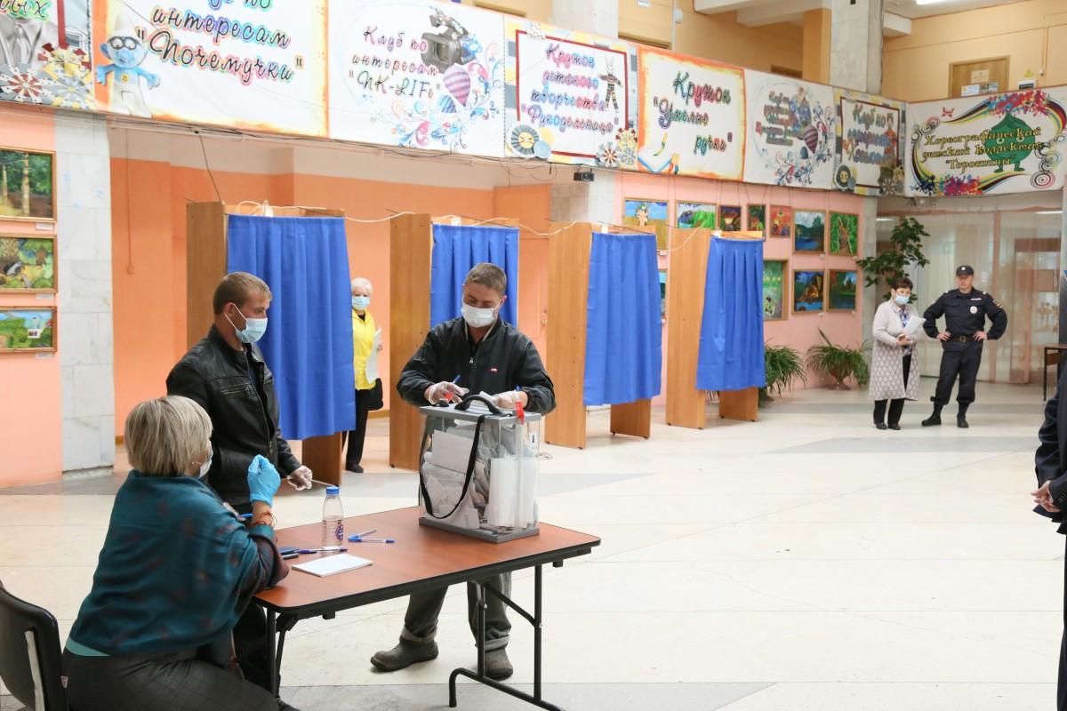 «Ростелеком» обеспечил связью избирательные участки на досрочных выборах губернатора Иркутской области