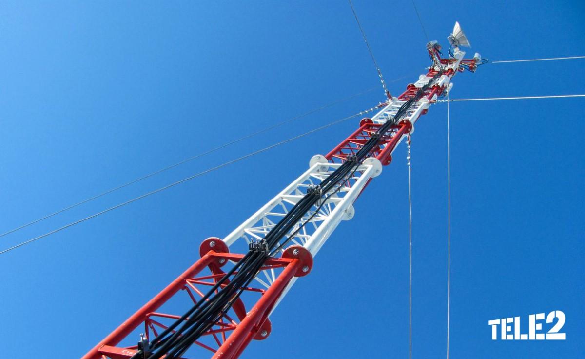 29,2 Мбит/сек – средняя скорость мобильного интернета клиентов Tele2 в Иркутске