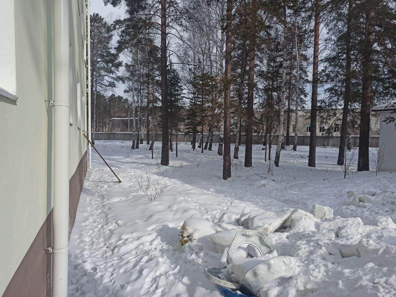 Жители 251 квартала в Ангарске живут рядом с промбазой