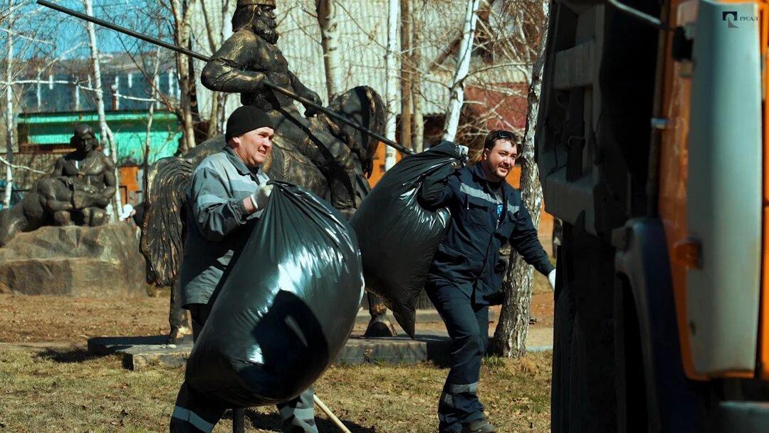 БрАЗ начинает финальный этап благоустройства Парка металлургов