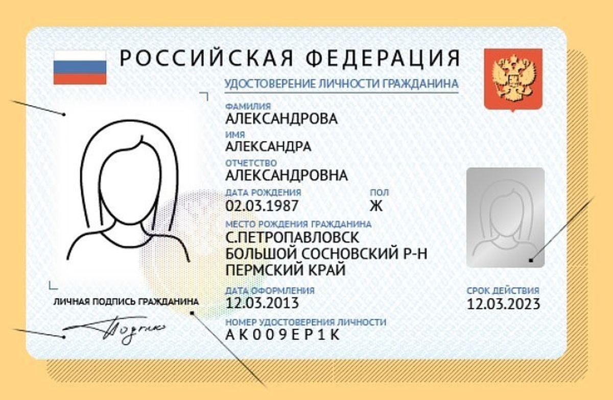 эл.паспорт