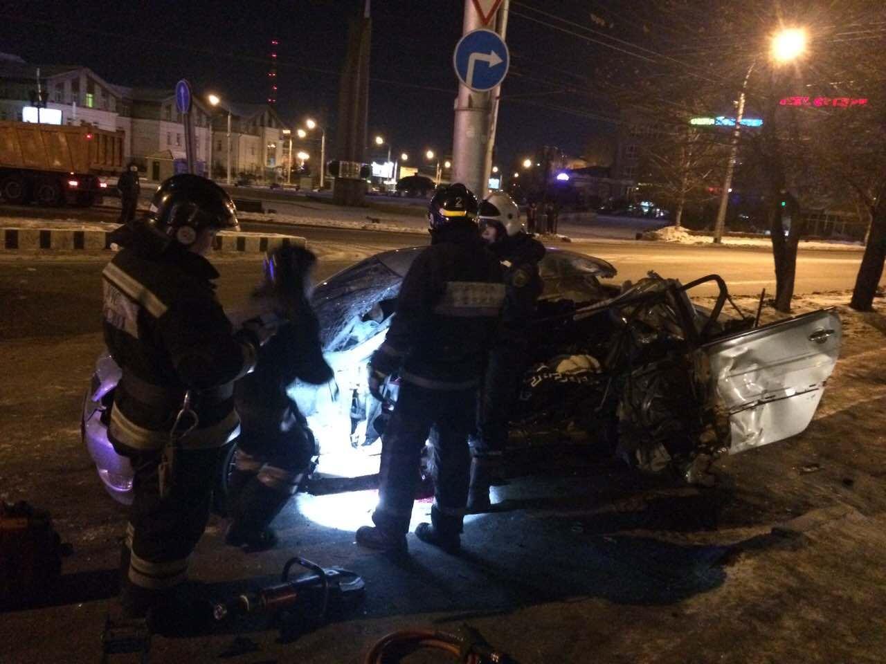 Девушка погибла вДТП спогрузчиком и«Тойотой» наБайкальской вИркутске