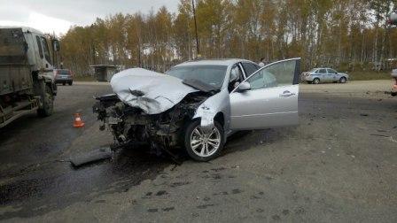 4 человека пострадали при трагедии наБайкальском тракте