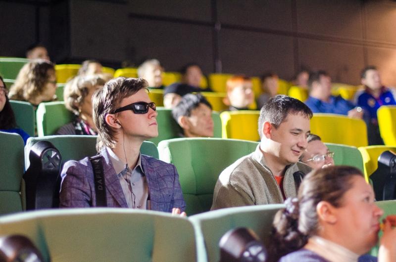 В кинозале «Мир» врамках Декады людей сограниченными возможностями покажут бесплатное кино