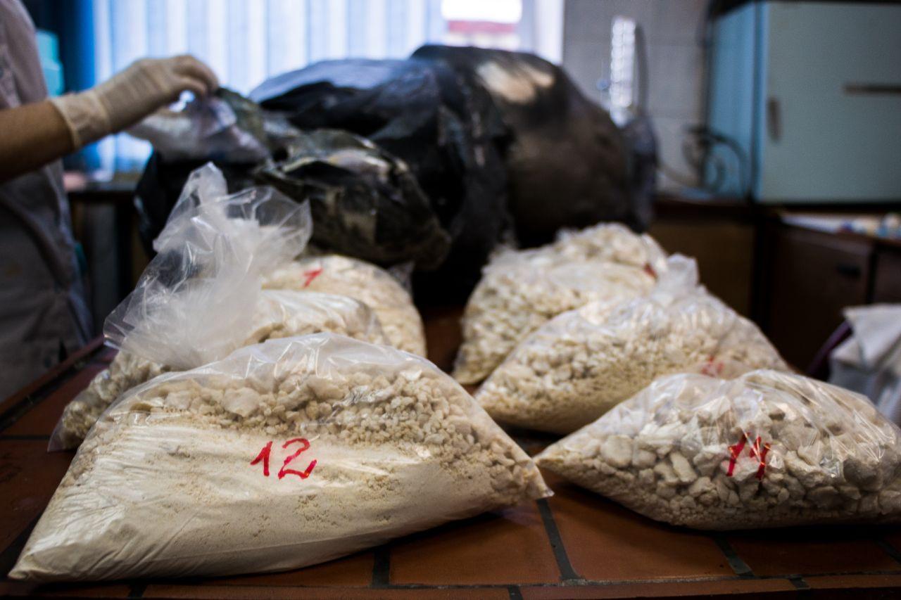 Иркутянин отправится вколонию строгого режима за30 килограммов героина