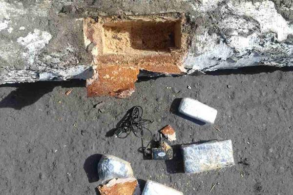 Девять телефонов вберезовом бревне пытались завезти вколонию вАнгарске