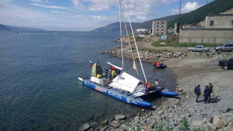 экспедиция Байкал-Аляска