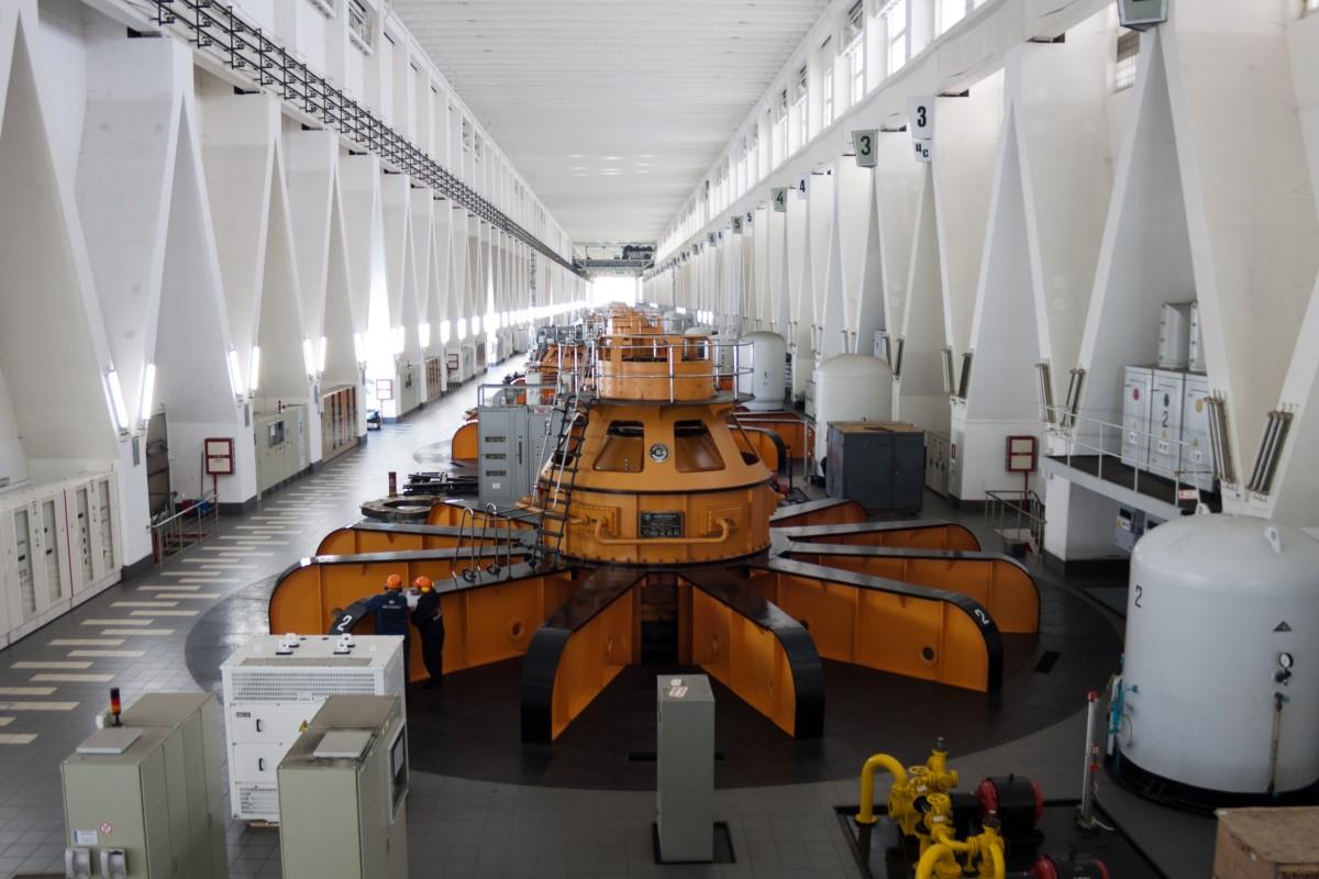 En+ Group направила на развитие и поддержание надежности Братской ГЭС более 2,3 млрд рублей