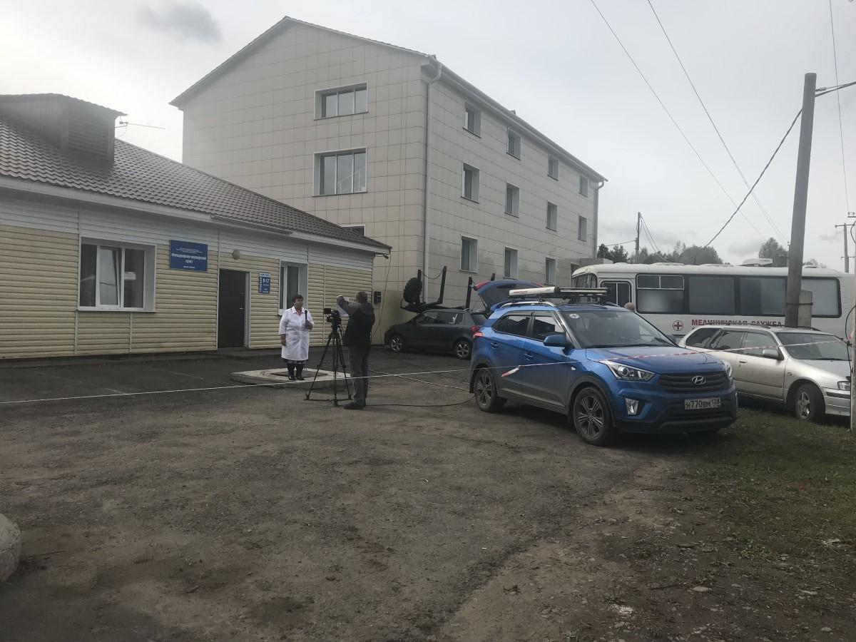 «Ростелеком» в Иркутской области предоставил технические ресурсы для проведения прямой линии с Минздравом РФ