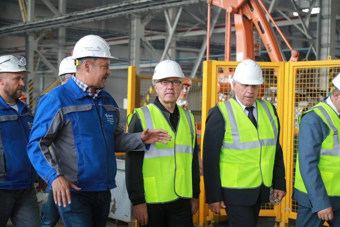 РУСАЛ завершает строительство литейного комплекса мощностью 120 тысяч тонн на БоАЗе в Красноярском крае