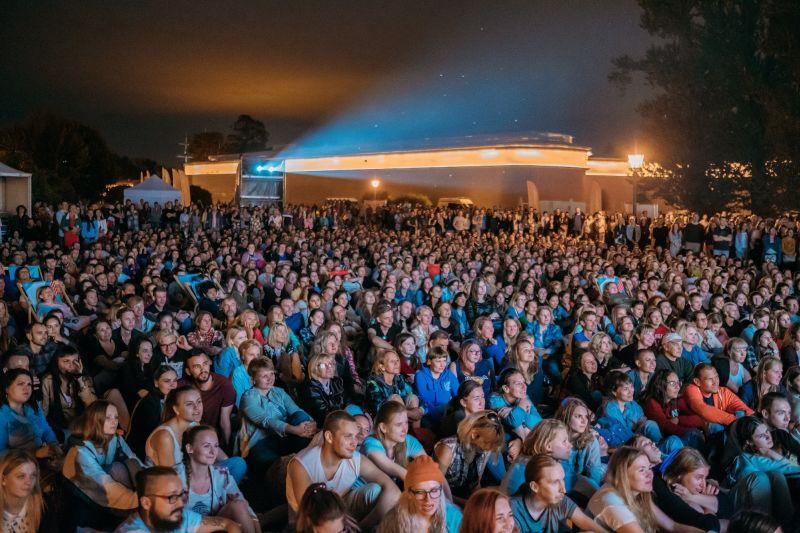 Иркутян приглашают на фестиваль уличного кино под открытым небом